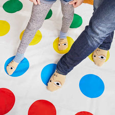 Cool art gifts - matching sock set for parents and kids