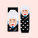 Family Gifts - Albert Einstoe Science Sock Set by ChattyFeet