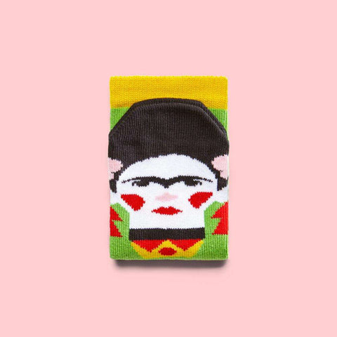 Art socks for kids - Illustrated artists - Frida Callus