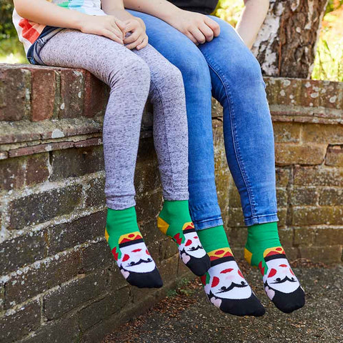 Creative sock set for art lovers - Frida Callus