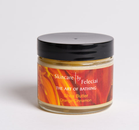 Orange Cinnamon Shea Butter