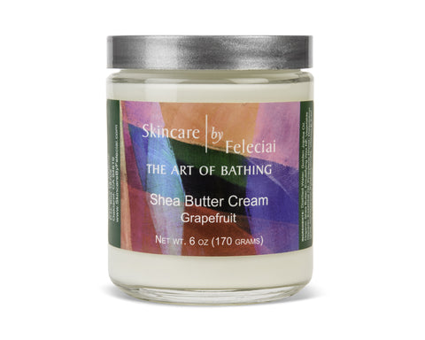 Grapefruit Shea Butter Cream