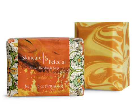 Tangerine Bar Soap
