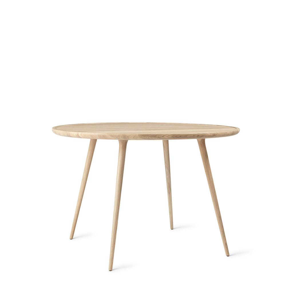 Mater Design Accent Dining table - Lak. eg Ø110 cm