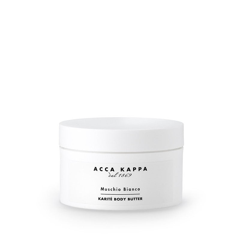 Acca kappa White Moss Karite Body Butter 200 ml.