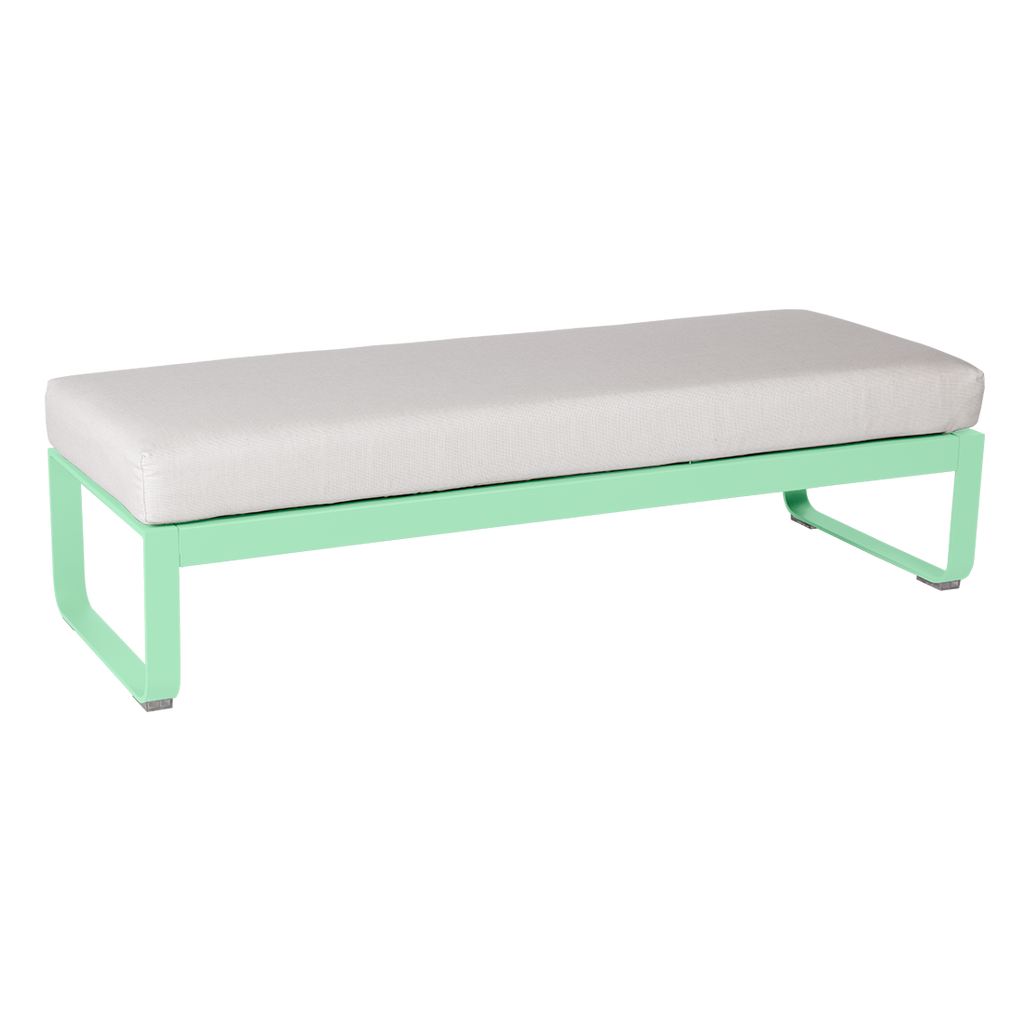 Fermob Bellevie Ottoman Off-White - 2 pers.