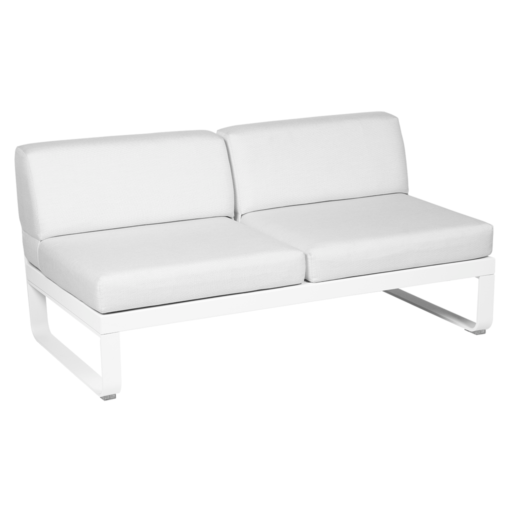Fermob Bellevie Midter Modul Off White - 2 person.