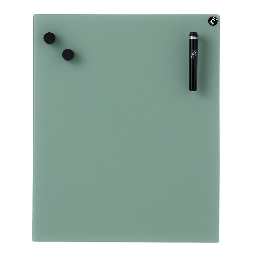 Køb smart CHAT BOARD® Classic opslagstavle - Army Green - 35 farver