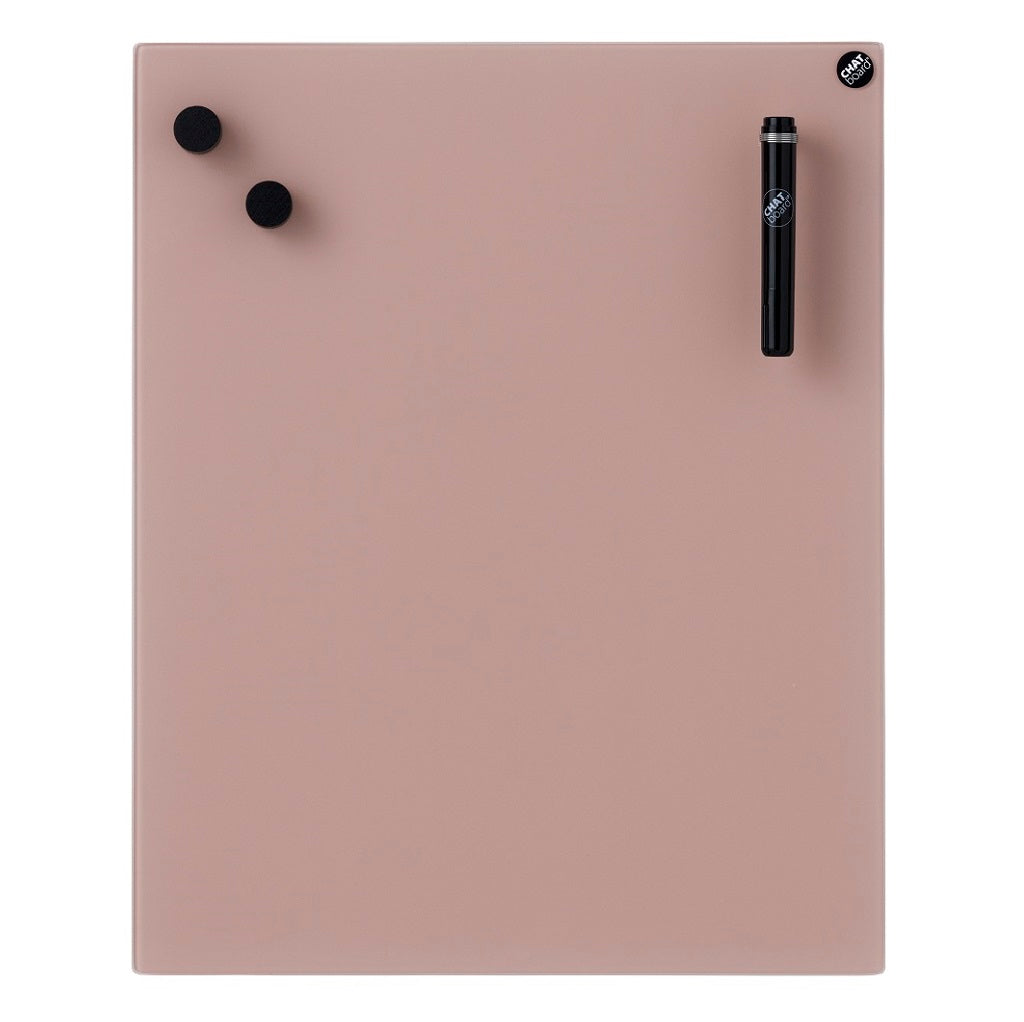 CHAT BOARD® Classic opslagstavle - Blush