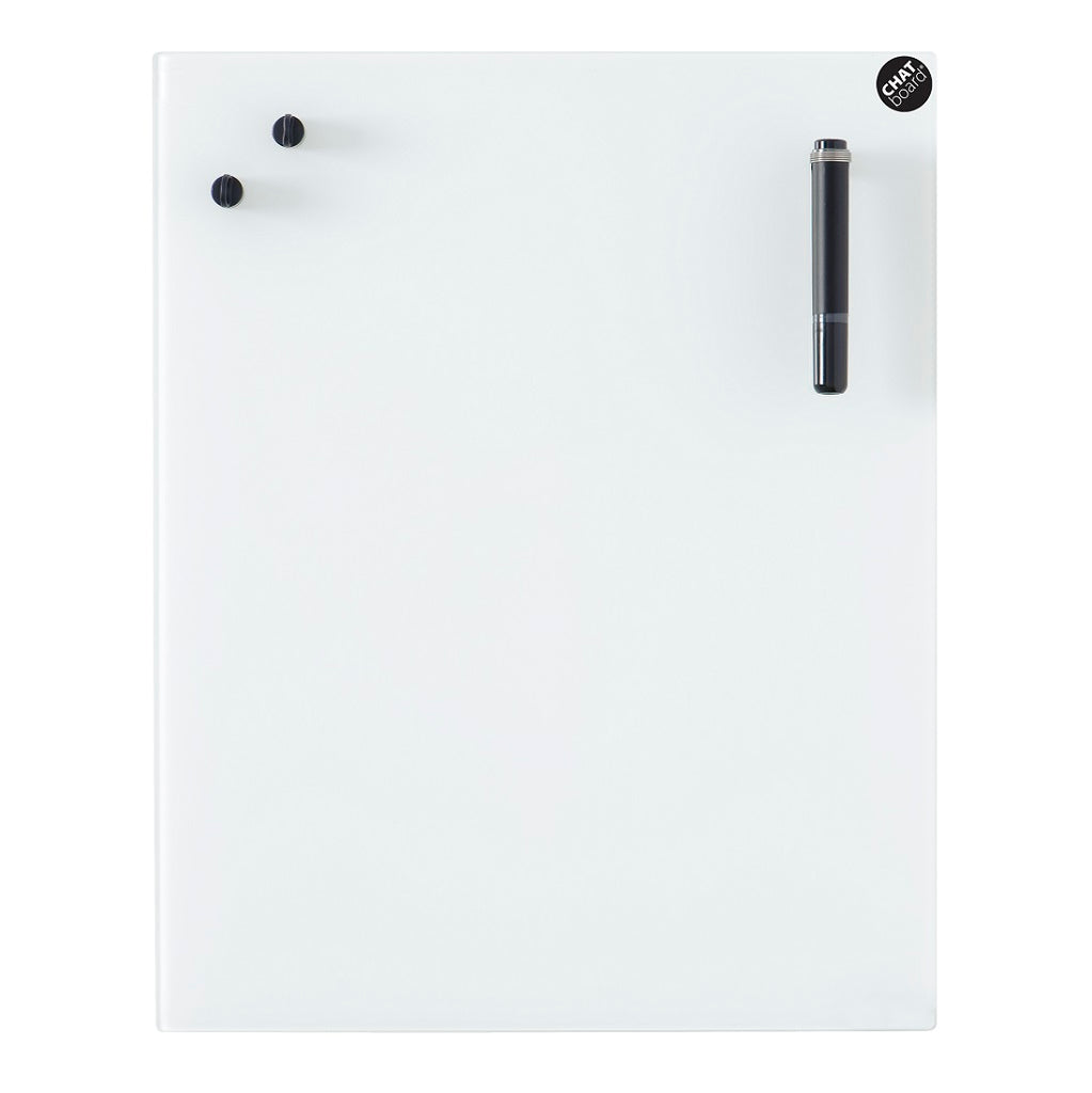 Køb smart CHAT BOARD® Classic opslagstavle - Pure White - 14 str.