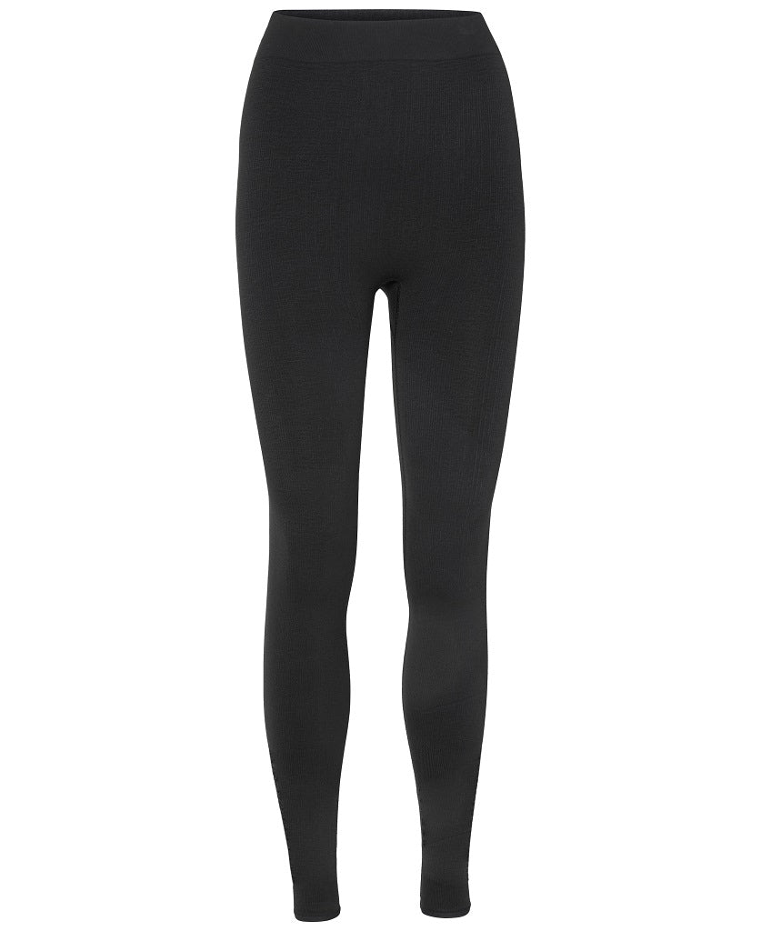 Gai+Lisva, Lena Legging Stretch Limo Black front