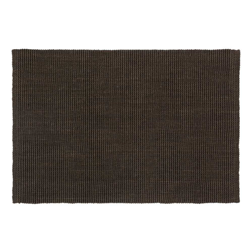 Dixie dørmåtte jute Coffee 90x60