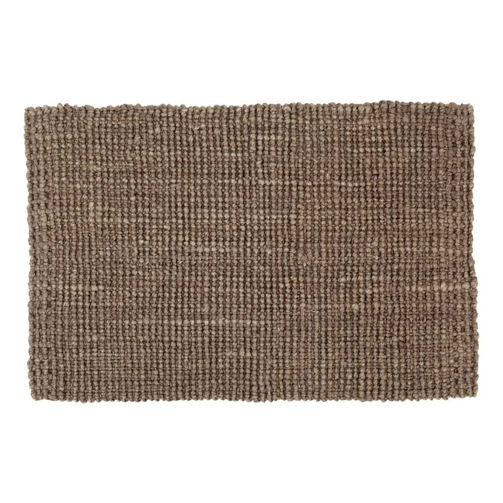 Dixie dørmåtte jute potato 90x60