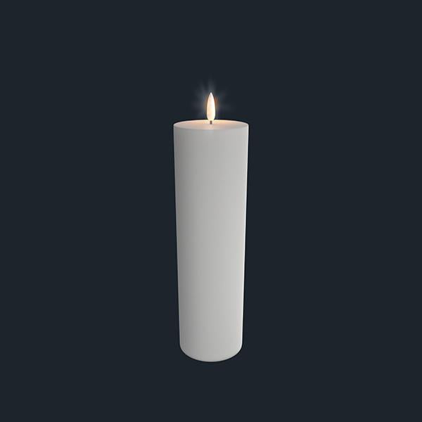 Uyuni-Lightning-pillar-candle-60x250mm-hvid