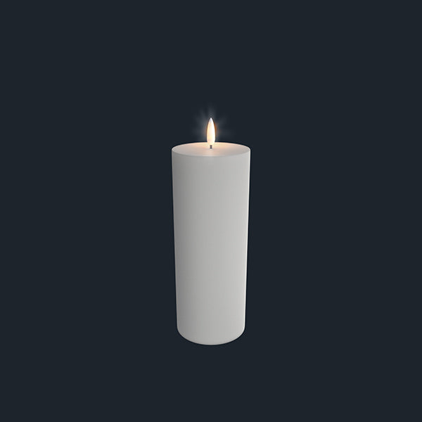 Uyuni Lightning Pillar Candle 78 x 231 mm