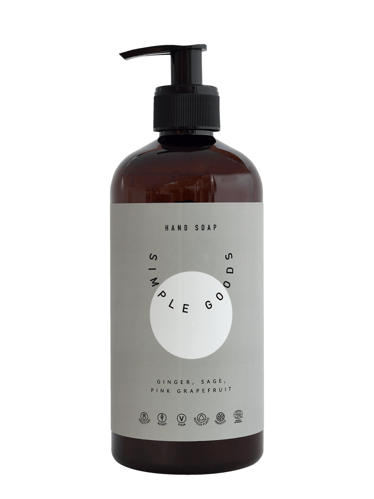 Simple Goods Hand Soap - Pink Grape 500 ml.