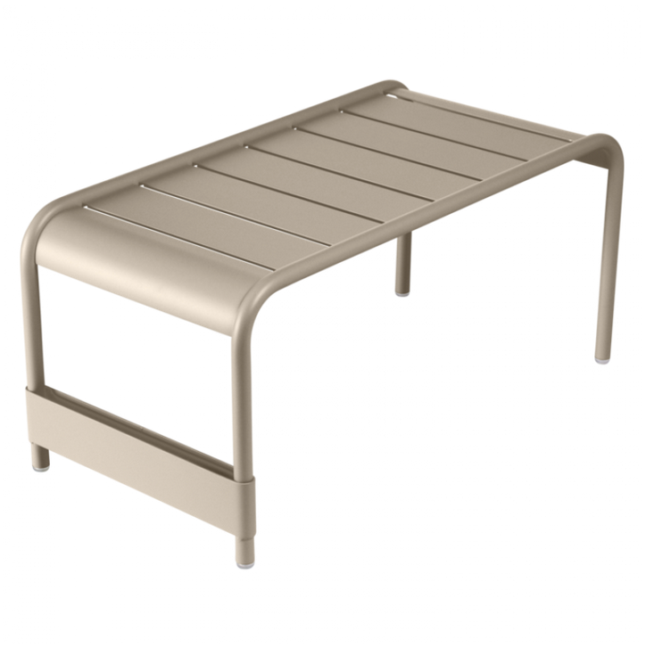 Fermob Luxembourg Large Low table/ Havebænk