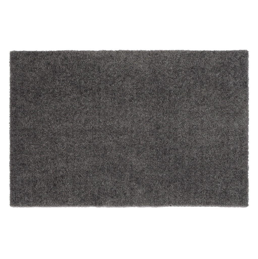 Tica Copenhagen Steel Grey Floormat Unicolour 40x60