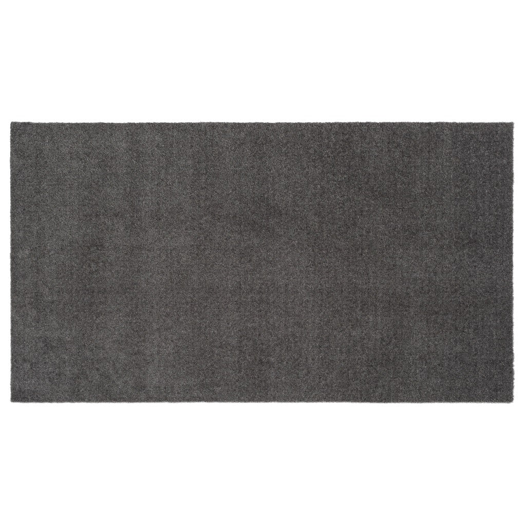 Tica Copenhagen Steel Grey Floormat Unicolour 67x120