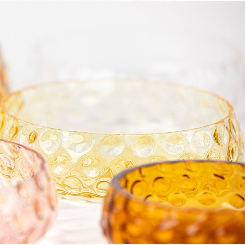 Kodanska_Summer_ Bowl_Medium_Amber_mix_set