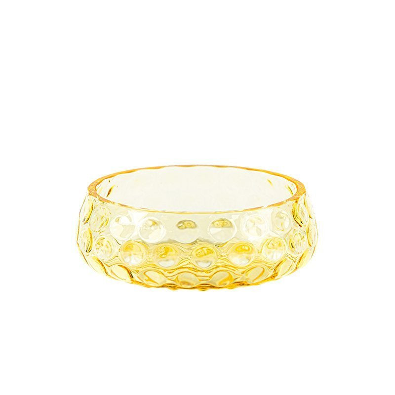 Kodanska_Summer_Bowl_Small_Yellow_glasskål_mundblæst