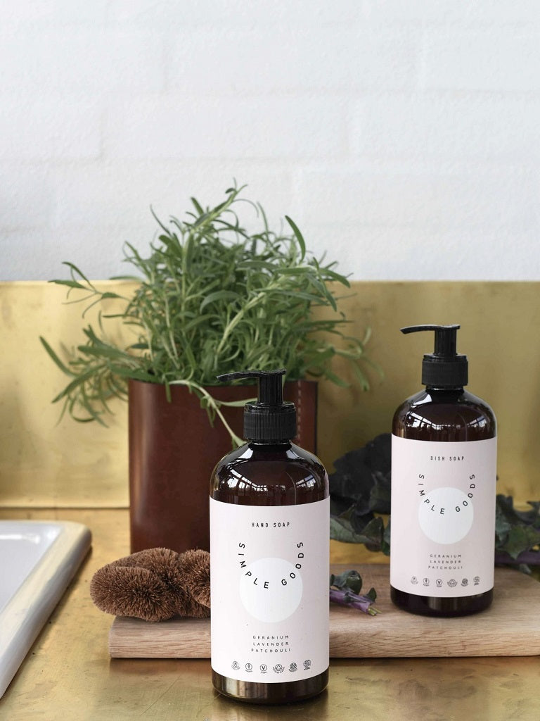 Simple Goods Hand Soap - Geranium