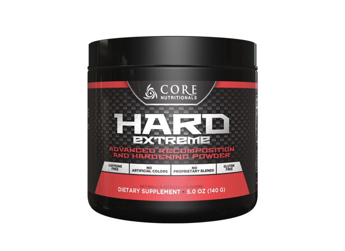 Core Nutritionals - Core HARD Extreme Pineapple Strawberry