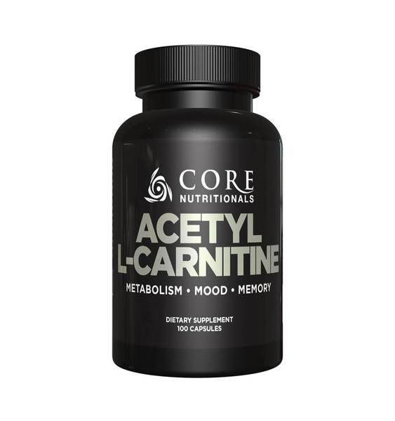 Core Nutritionals - Acetyl-L-Carnitine