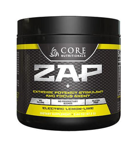 Core Nutritionals - Core ZAP