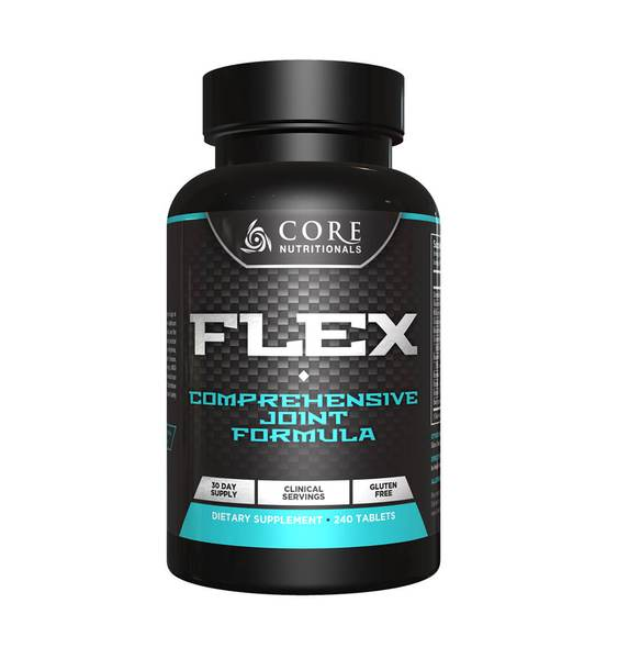 Core Nutritionals - Core FLEX (240 Tablets)