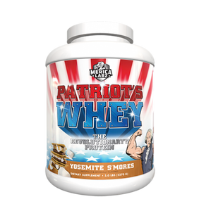 Merica Labz - Patriot's Whey