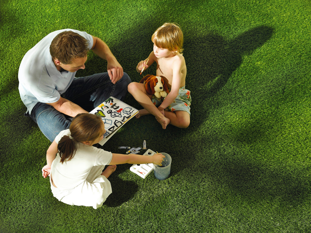 5 Benefits of Artificial Grass For Family Life