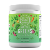 Happy Healthy Hippie Get Your Greens