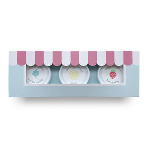 Mother Nature's Best Market The Dough Parlour Parlour Pack of 3 New, Babies & Kids, Playtime, All-Natural, Cruelty-Free, Reusable/Recyclable, Vegan