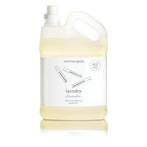 Mother Nature's Best Market Common Good Laundry Detergent, Lavender Cruelty-Free, Reusable/Recyclable