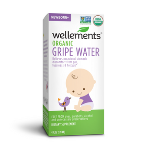 Wellements Organic Gripe Water
