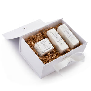 Mother Nature's Best Market Little Seed Farm Skincare Trio Gift Set
