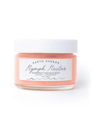 Earth Harbor Naturals NYMPH NECTAR Superfruit Radiance Balm