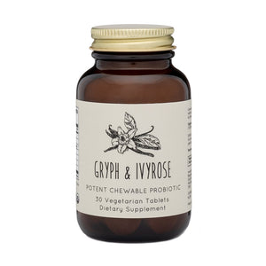 Mother Nature's Best Market Gryph & IvyRose Chewable Probiotic Cruelty-Free, Organic