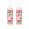 Rebel Green Super Deluxe Dish Soap: Pink Lilac x2 Bundle