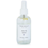 Mother Natures Best Market From Molly With Love White Sage Smudge Spray All Natural Cruelty Free Gluten Free Reusable Recyclable Vegan