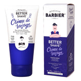 Monsieur BARBIER Better Shave, Natural Shaving Cream
