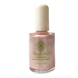 Mother Nature's Best Market Honeybee Gardens WaterColors Nail Enamel Fairy Dust Cruelty-Free, Gluten-Free, Reusable, Recyclable, Vegan