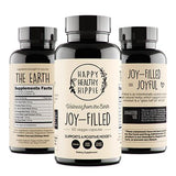 Mother Nature's Best Happy Healthy Hippie Joy Filled All Natural Cruelty Free Vegan