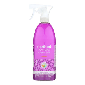 Mother Nature's Best Market Method All-Purpose Cleaner: Wildflower Cruelty-Free, Reusable/Recyclable