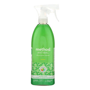 Mother Nature's Best Market Method All-Purpose Cleaner: Antibacterial Bamboo Cruelty-Free, Reusable/Recyclable