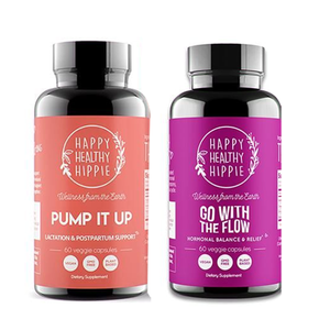 Happy Healthy Hippie Pump It Up + Go With The Flow Bundle