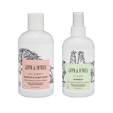 Gryph & IvyRose Daily Embrace: Shampoo & Conditioner in One + Get-A-Grip: Conditioning Detangler