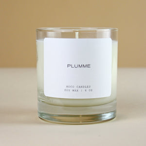 MOCO Candles PLUMME Signature Blend Candle