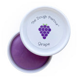 Mother Nature's Best Market The Dough Parlour Individual Dough Tub: Grape All-Natural, Cruelty-Free, Reusable/Recyclable, Vegan